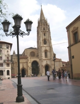 Catedral del Salvador Oviedo