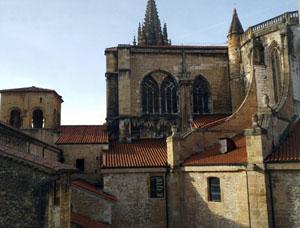 Catedral del Salvador. Oviedo