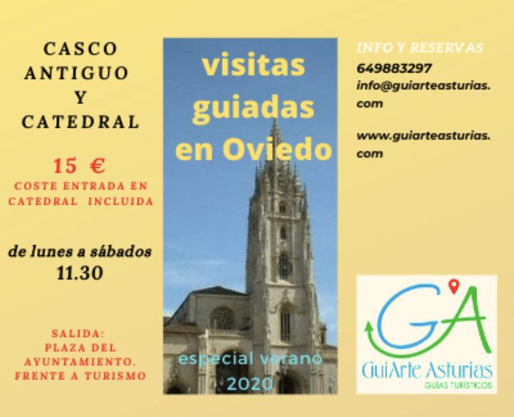 Oviedo visitas con guia