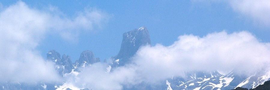 Naranjo de Bulnes en los Picos de Europa